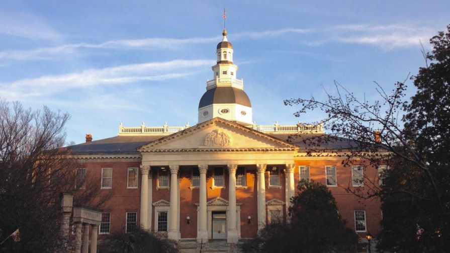 PlugInSites Maryland State House
