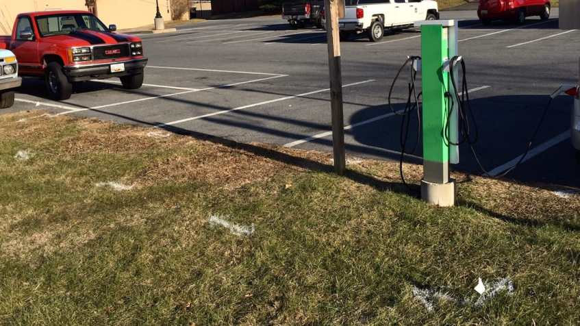 Mt Airy, MD Charging Station