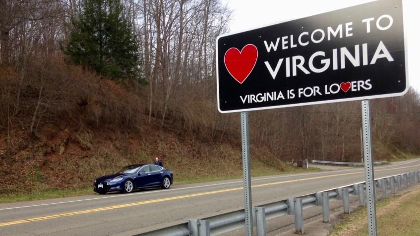 Virginia EV legislation
