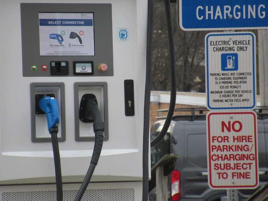 Hyattsville EV charging