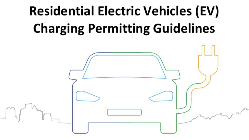 Montgomery County Maryland EV Charging Permitting