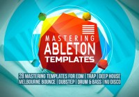 Ableton Mastering Templates Vol.1 & 2