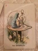 Edwardian Era playing card