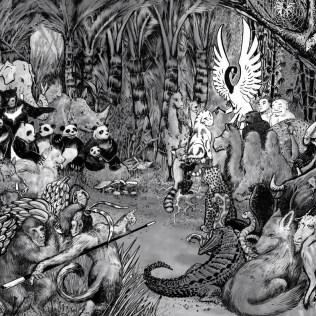 illustration: black & white