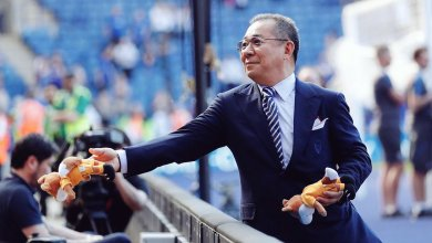 Vichai Leicester City owner