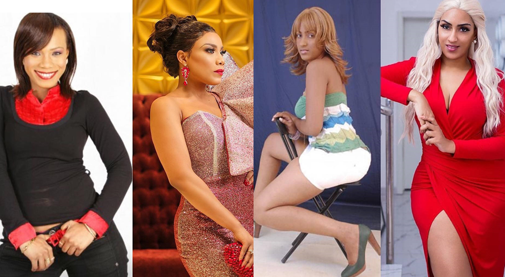 10 Ghanaian Stars' Lovely #10YearChallenge You Must See | with Ella Mensah, Zynnel Zuh, DKB, and more