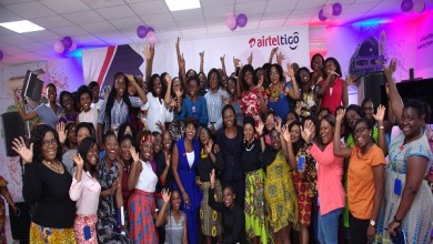 AirtelTigo Female employees