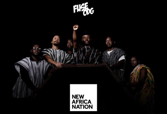 Fuse ODG New Africa Nation album