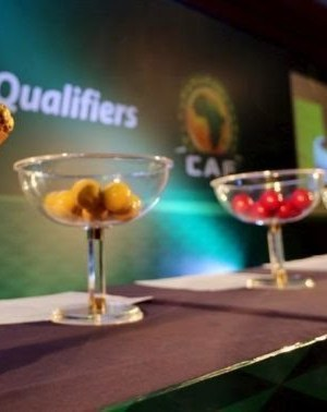 2019 AFCON Draw