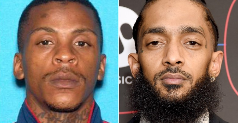 Eric Holder Nipsey Hussle