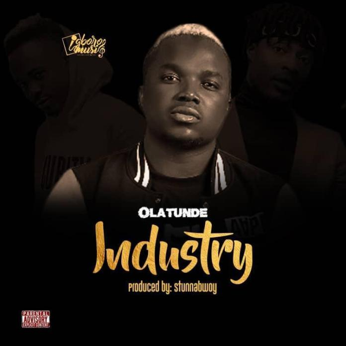 Olatunde industry music video song