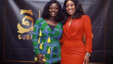 Dentaa and Joselyn Dumas at GUBA USA 2019 Launch