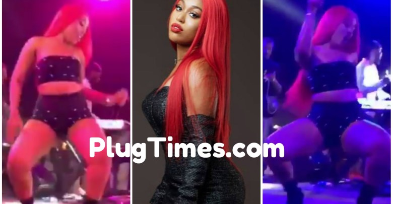 Fantana first stage performance (Tidal Rave 2019)