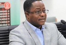 John Peter Amewu, Minister-designate Lands & Natural Resources
