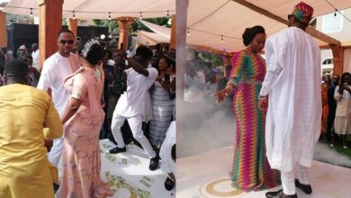 Adwoa Safo and Hanny Mouhtiseb's Marriage Ceremony