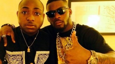 Davido and DJ Arafat