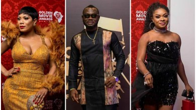 Golden Movie Awards Africa 2019 red carpetGolden Movie Awards Africa 2019 red carpet