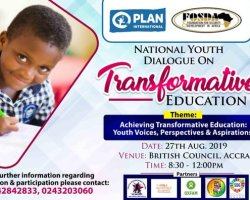 National Youth Dialogue on Transformative Education