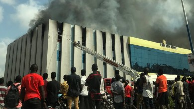 GRA Circle office fire