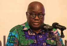 H.E. Nana Addo Dankwa Akufo-Addo, president of the Republic of Ghana
