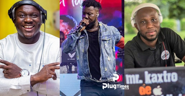 Ghana DJ Awards 2020 nominations nominees