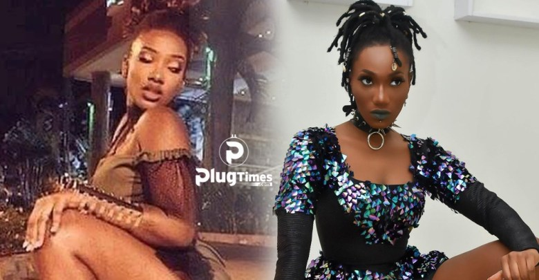 Wendy Shay look alike ebony reigns