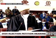 2020 election petition hearing