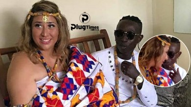 Patapaa wedding marries marriage wife german girlfriend