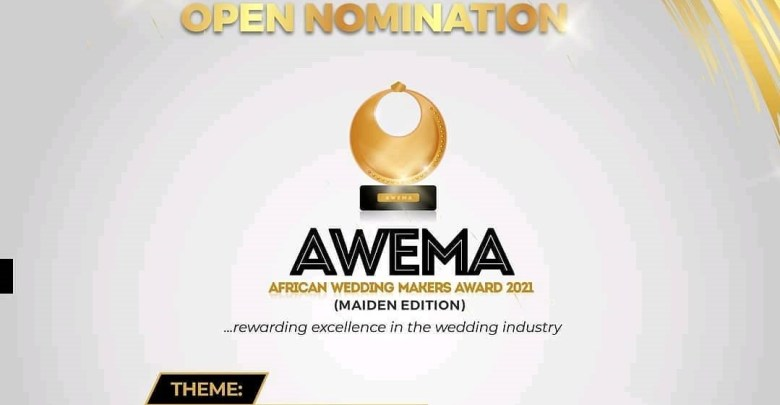 The African Wedding Makers Award 2021
