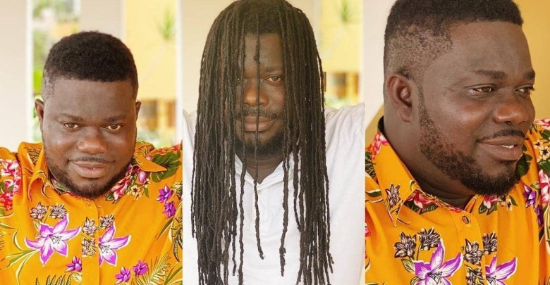 obour cut dreadlock new hairstyle