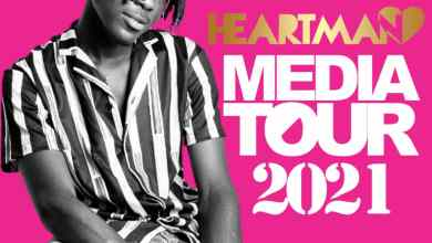 heartman media tour 2021