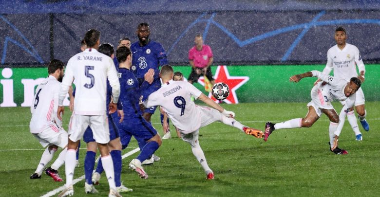 Real Madrid Chelsea ucl highlights