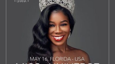 Chelsea Tayui Miss Universe 2021 Ghana contestant