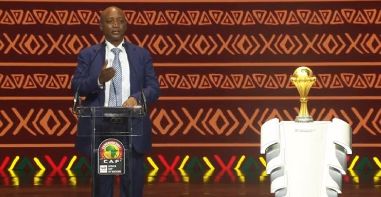 AFCON 2021 Draw watch live
