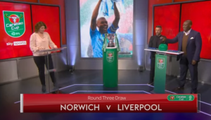Carabao Cup 2021-22 third round draw