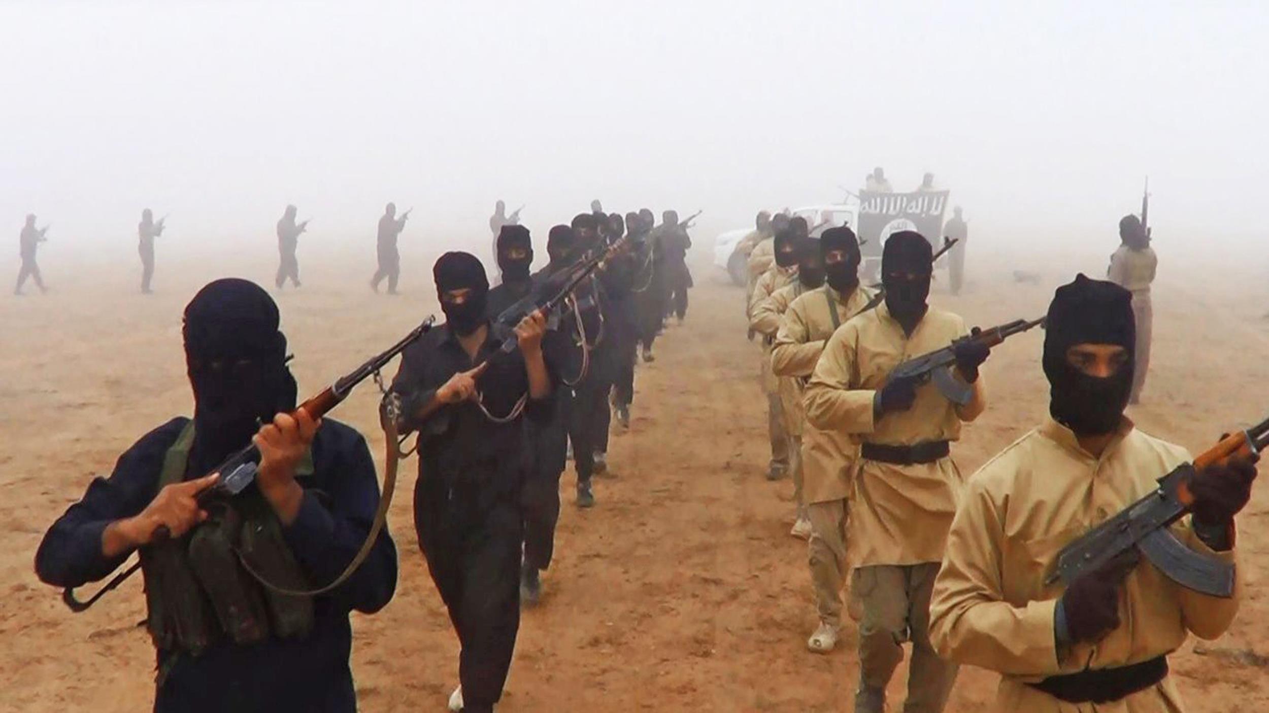 grupo extremista musulmán del Estado Islámico de Irak y el Levante