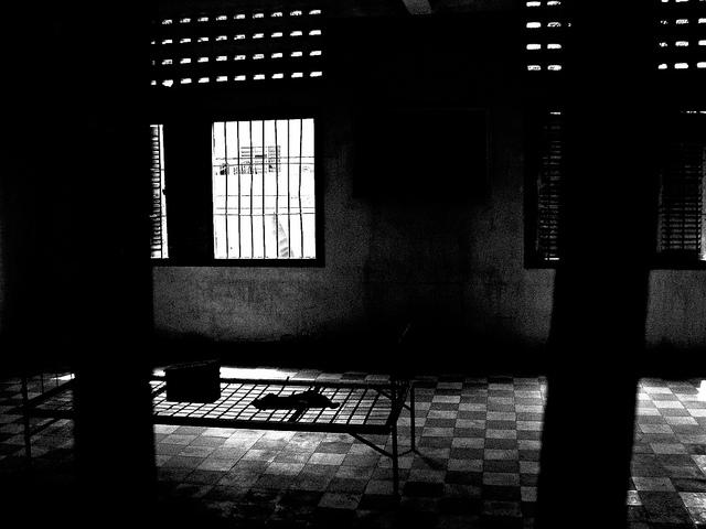 Prisión del dolor, Tailandia. Foto: Franck Vervial