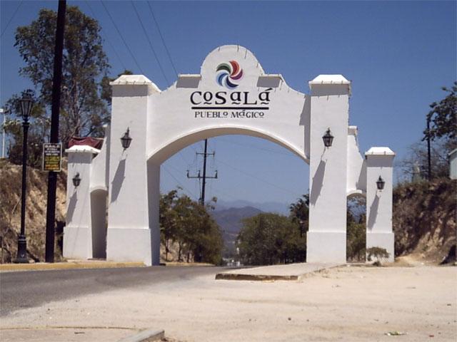 """Cosalá, Sinaloa, lugar donde la NBC ubicaba a """"El Chapo"""" Guzmán"""