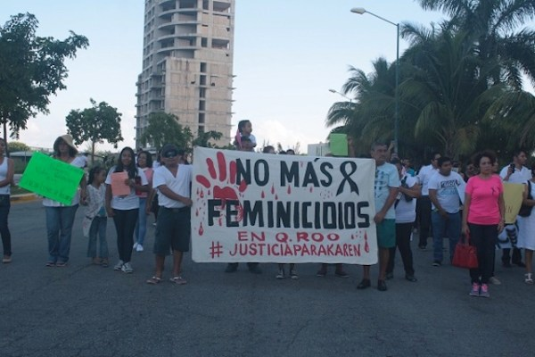 feminicidios