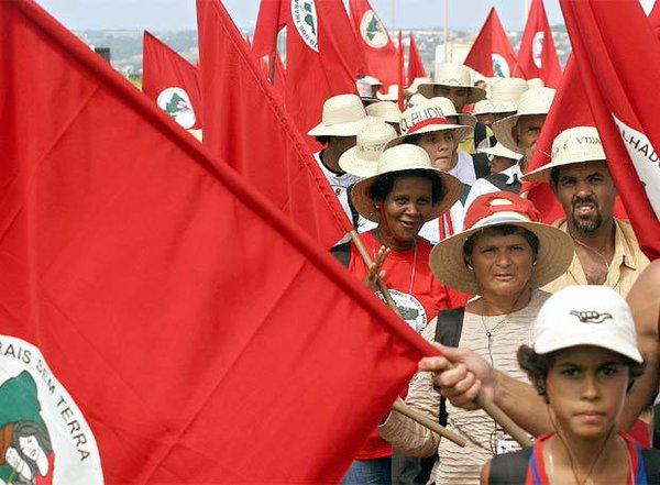 Movimiento de los Trabajadores sin Tierra