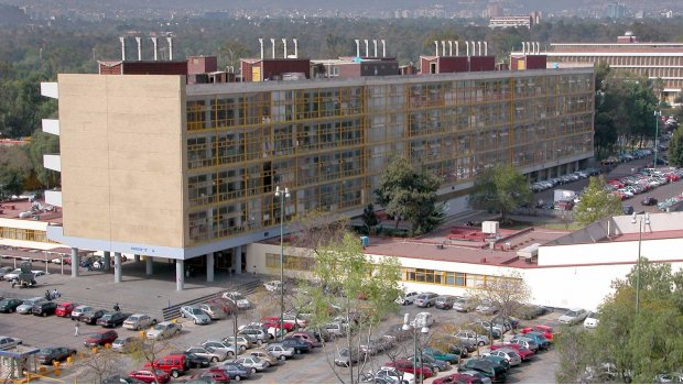 Facultad de química 2