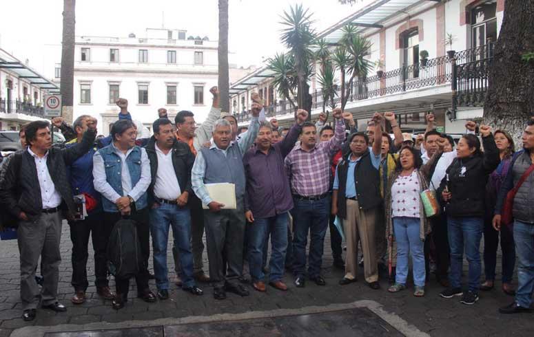 La CNTE desconoce los acuerdos de Aurelio Nuño y el SNTE.