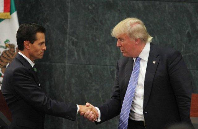 EPN y Trump