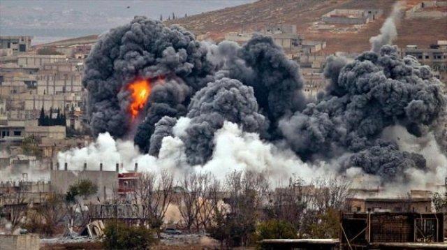 siria-bombardeos