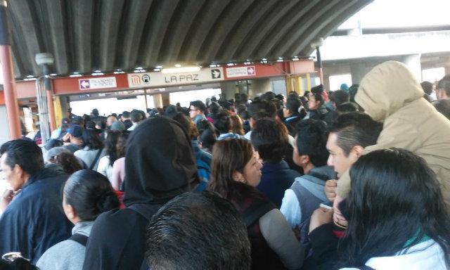 Metro ineficiente