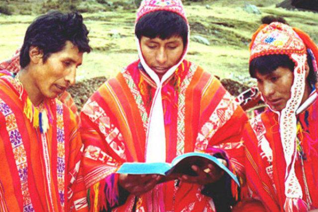 quechua-hablantes