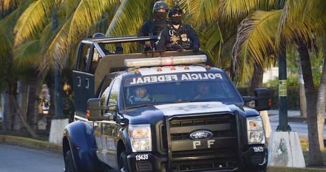 Osorio Chong policía