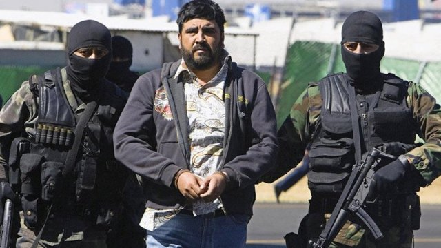 Beltrán leyva extradición
