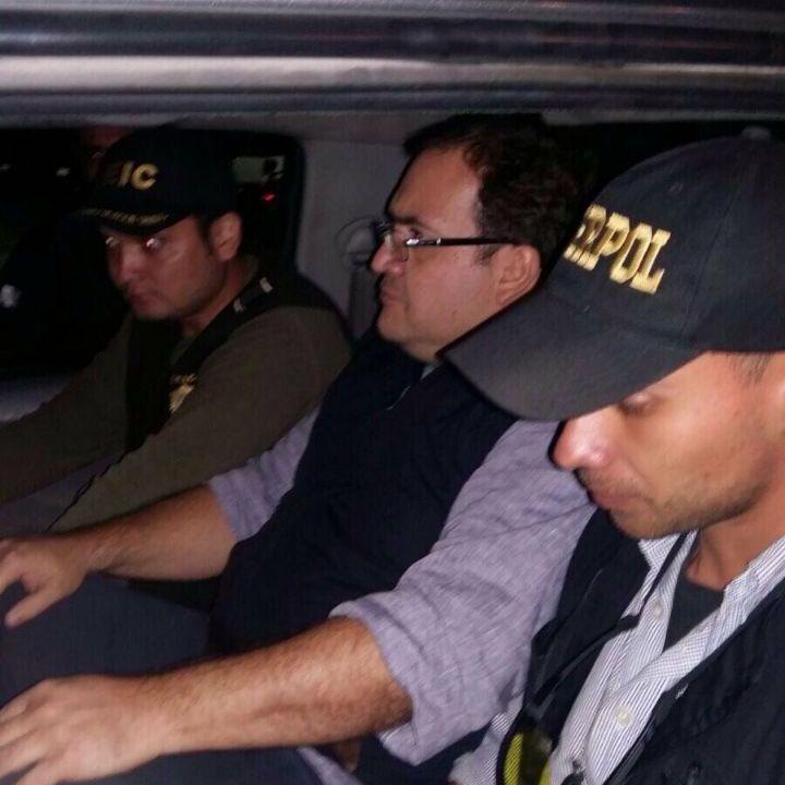 Duarte capturado