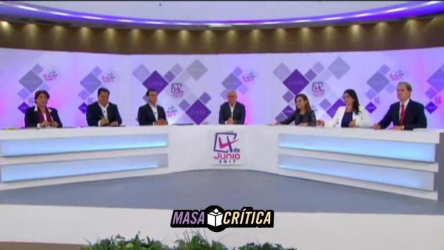 Debate Edomex